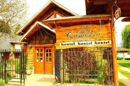La Camorra Hostel: La Camorra un lugar para disfrutar
