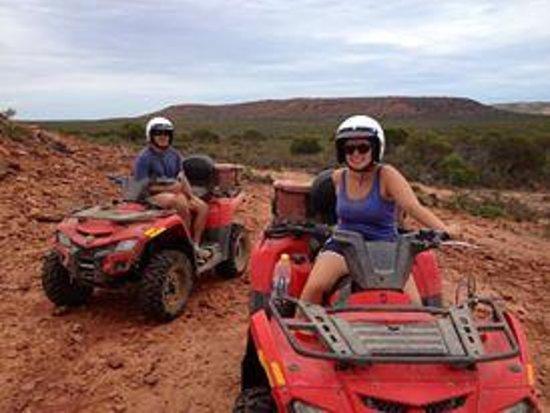 Kalbarri Quadbike Safaris: Quad biking  - Kalbarri