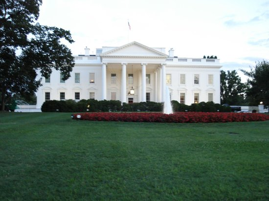 Holiday Inn Express Hotel & Suites Washington DC-Northeast: White House!