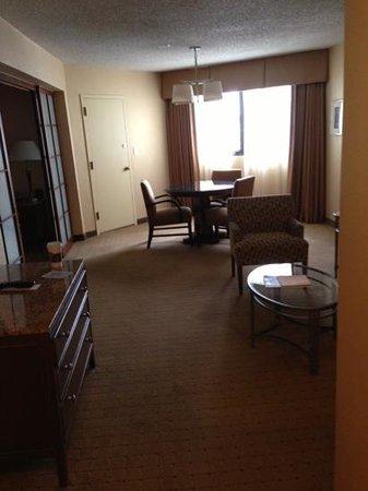 Hyatt Regency New Brunswick: room
