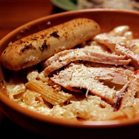 Applebee's: Three Cheese Chicken Penne Pasta