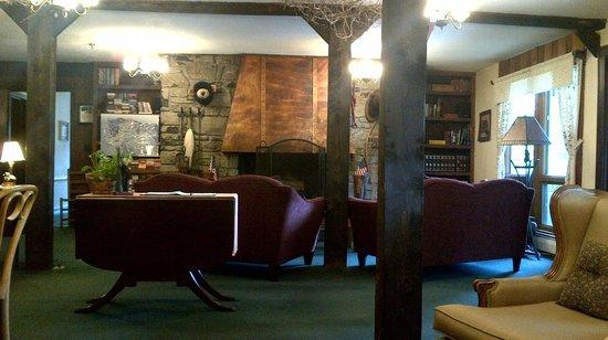 Κοιλάδα Bolton, Βερμόντ: Entry room for the inn