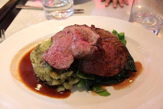 Tuttons Brasserie: Lamb Chop