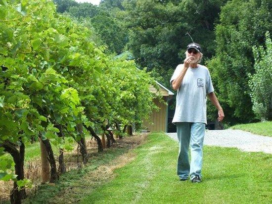 Crane Creek Vineyards: No
