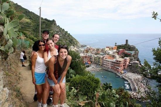 Manlius, นิวยอร์ก: Visiting Italy!