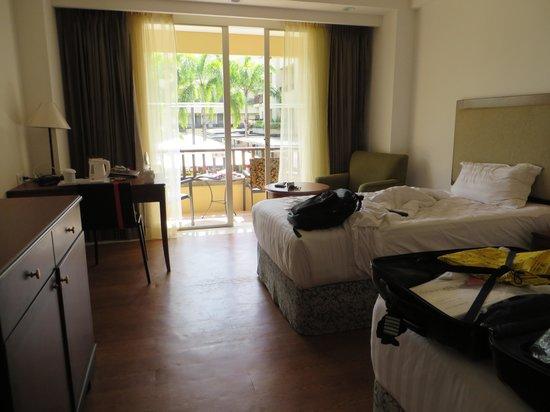 Kuta Paradiso Hotel: 部屋