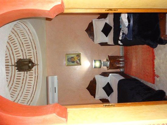 Riad Reves D'orient: Suite Saphir 2nd room