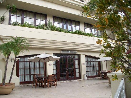 Clarion Hotel Real Tegucigalpa: Hotel restaurant