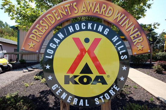 Welcome to Hocking Hills KOA