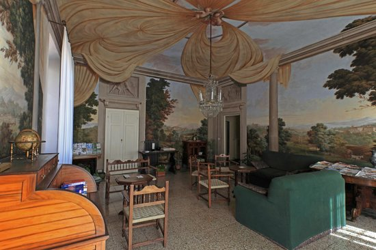 Hotel Scoti: salon