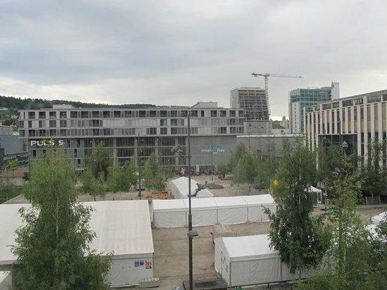 Novotel Zürich City West: View of technopark