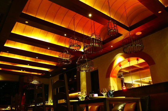 Favola at Le Meridien Chiang Rai Resort : The Favola open kitchen