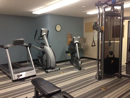 Candlewood Suites Orange County/ Irvine East: Fitness Room
