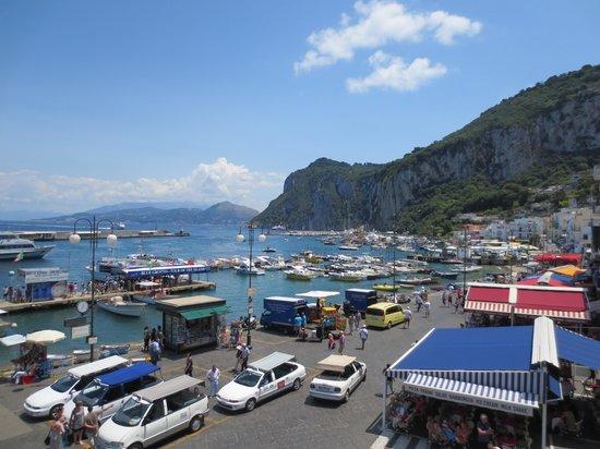 Hotel Relais Maresca : my view