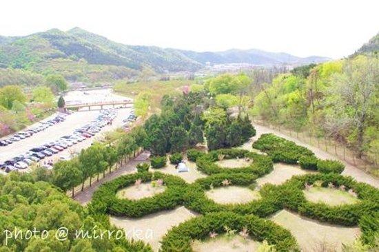 Lushun Longwangtang Cherry Park: Lvshun Longwangtang 旅順 龍王塘公園 旅顺 龙王塘公园