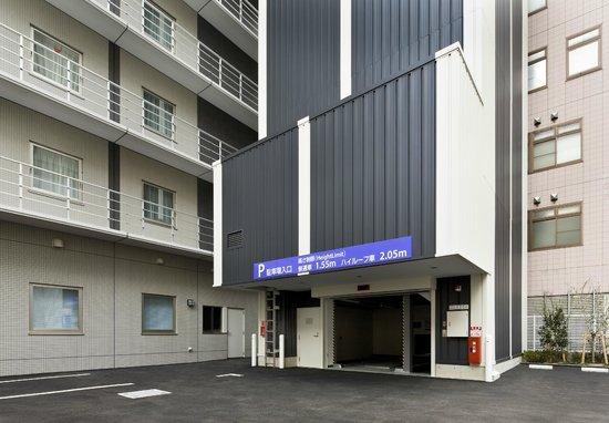 Daiwa Roynet Hotel Sakai Higashi: 立体駐車場