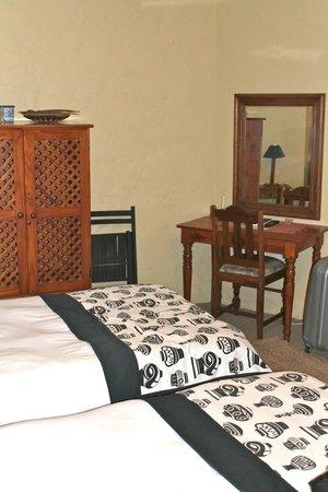 Aanhuizen Guest House: Kamer