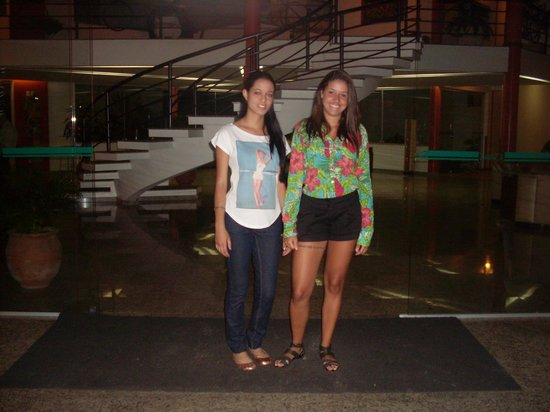 Sarana Praia Hotel: entrada do hotel