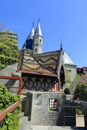 Bourgogne Evasion : Castle