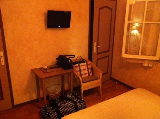 Hotel Bamboo : chambre Kenya