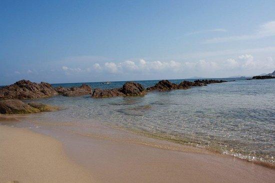 Spiaggia Lu Litarroni: Lu litarroni