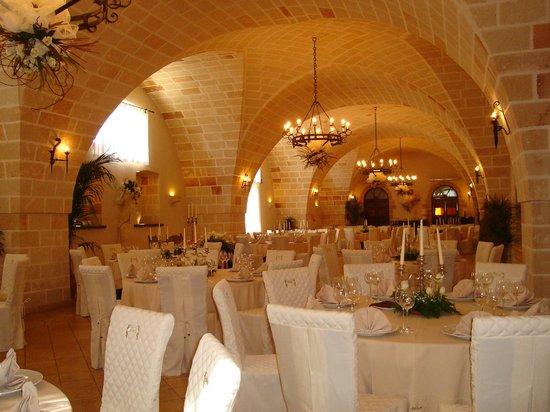 Li Surii - Oasi Mediterranea: Sala delle Armi