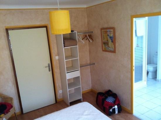 Hotel Bamboo : chambre Havane