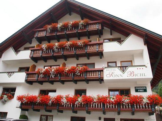 Genusshotel Das Sonnbichl: Facciata dell'hotel