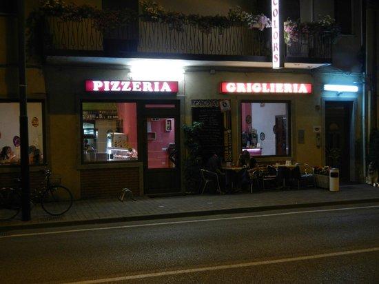Campalto, Italy: La facciata