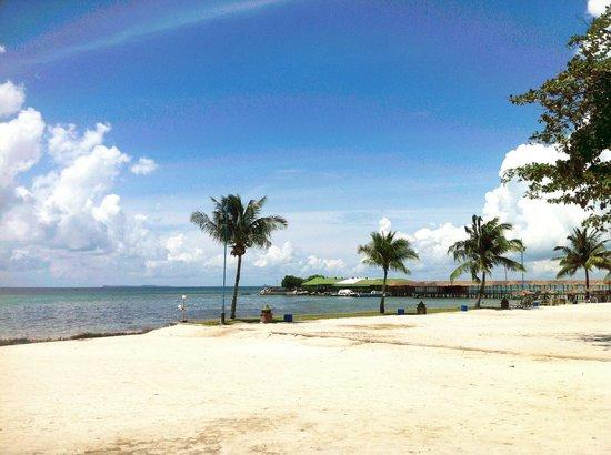 Bintan Agro Beach Resort: Calm relaxing area