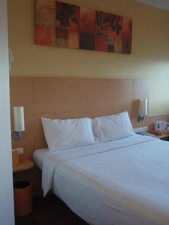 Ibis Pattaya: my room
