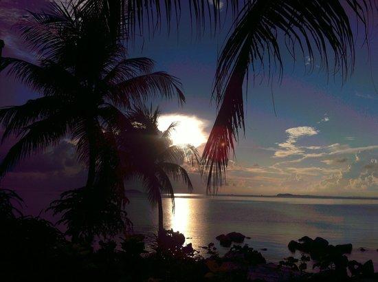 Bintan Agro Beach Resort: Sunrise on Bintan