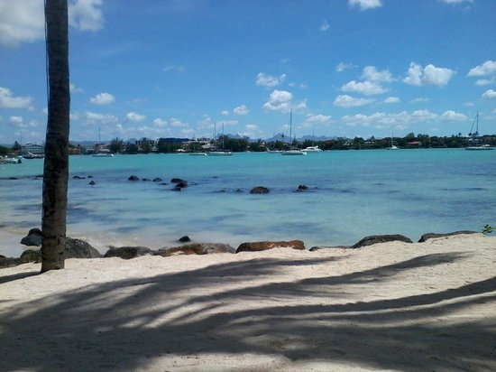 Auberge Aquarella: plage
