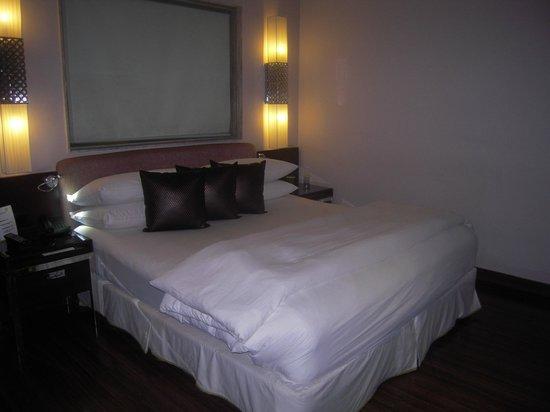 Hotel Taj Resorts: Chambre propre
