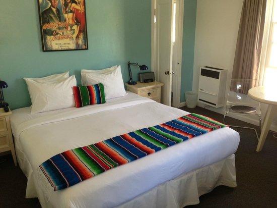 Agave Inn: Bedroom