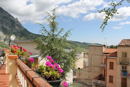 Residence La Piazzetta: View from exterior balcony