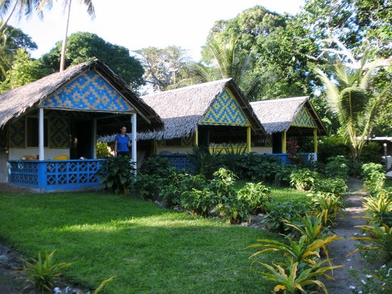 Uduna Cove Beach Bungalows: The bungalows