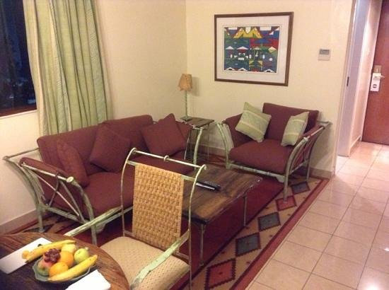 Sarova Panafric: home from home