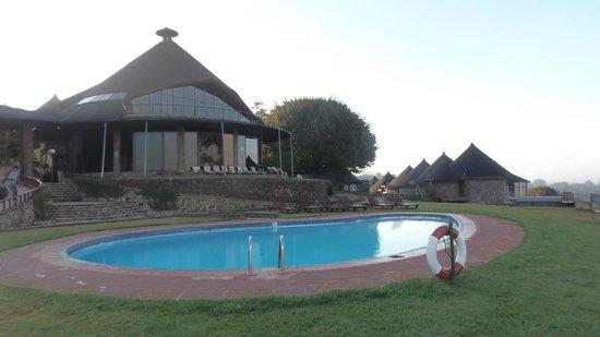 Ngorongoro Sopa Lodge: piscina