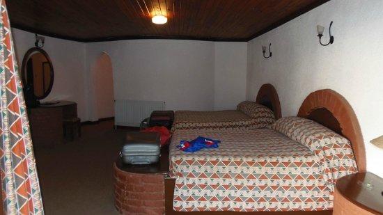 Ngorongoro Sopa Lodge: camera