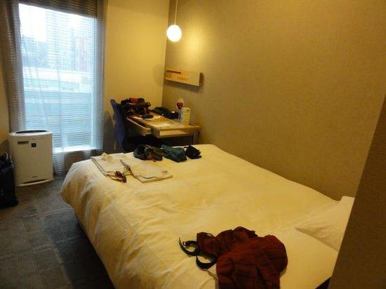 Akihabara Washington Hotel: desk