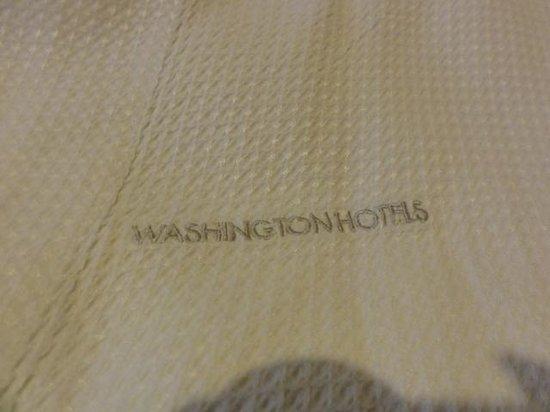 Akihabara Washington Hotel: Hotel logo