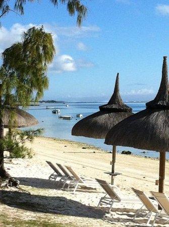 Ambre Mauritius: vistas desde la habitación
