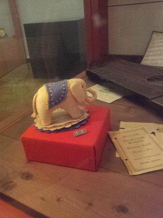 Margarete Steiff Museum: The world's first cuddly toy