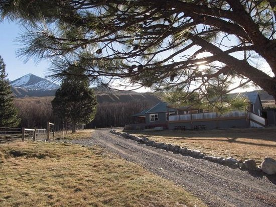 Mt Potts Lodge