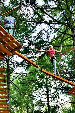 Gammy Adventure Rope Park