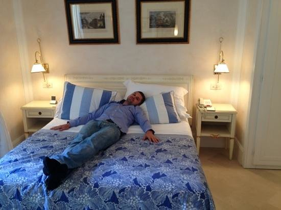 Belmond Villa Sant'Andrea : in room