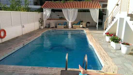 Ξενοδοχείο Αλκυονίς: pool