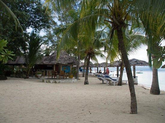 Prince John Dive Resort: Strand