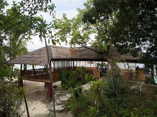 Prince John Dive Resort: Restaurant